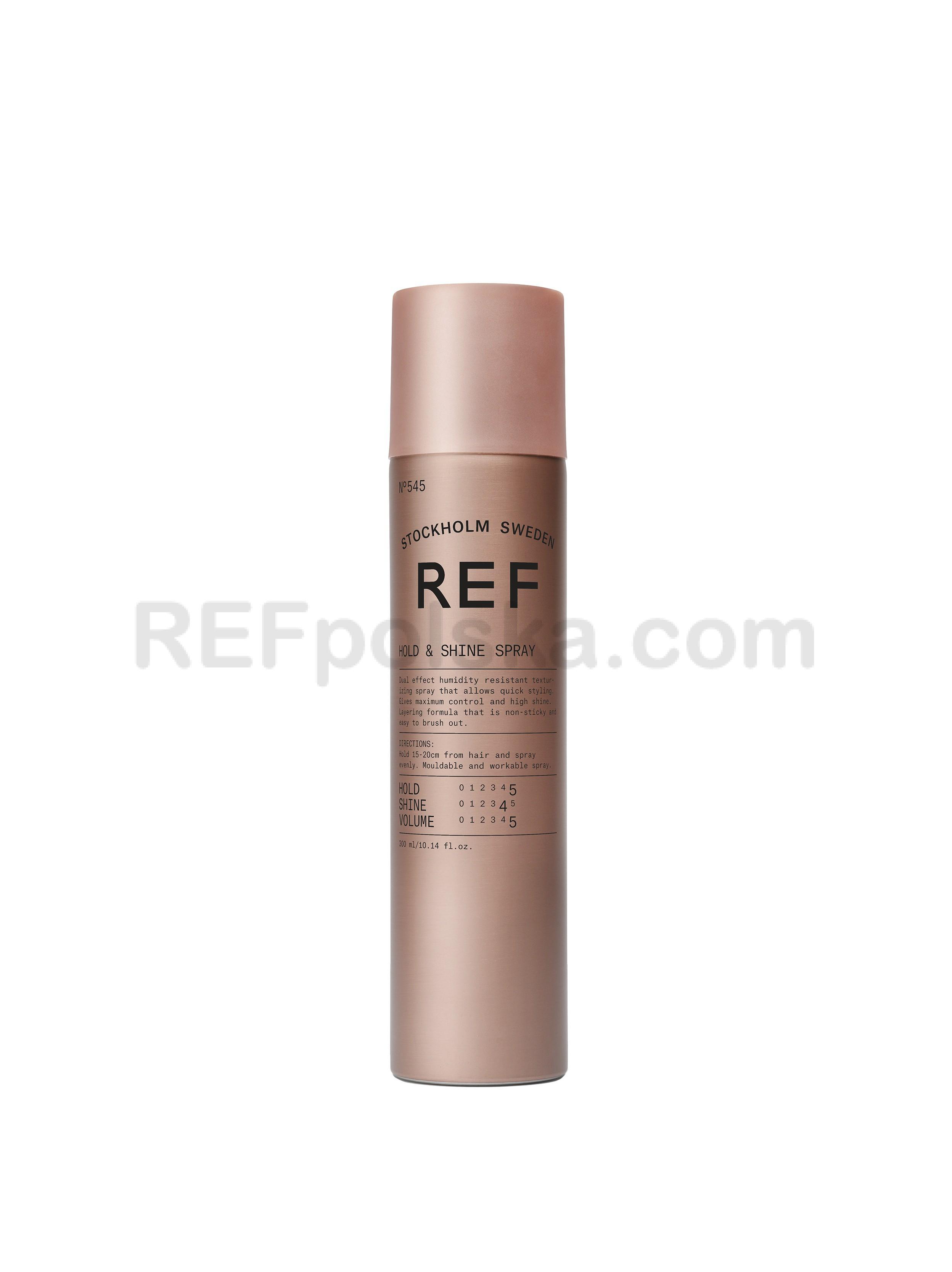 Hold & Shine Hair Spray 300ml